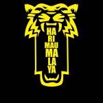 t shirt harimau malaya