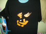 cetak tshirt couple