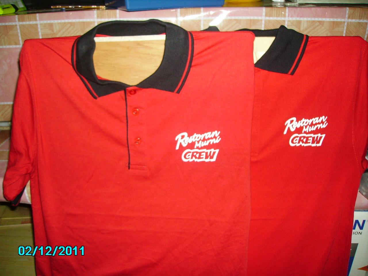 Design t shirt rewang - Cetak T Shirt