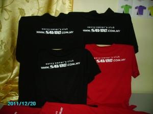 cetak t shirt konvoi