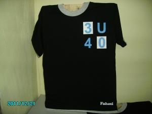 contoh design tshirt kelas