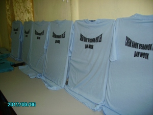 cetak t shirt kawin