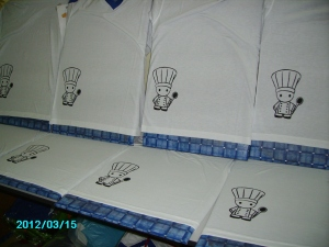 cetak tshirt catering
