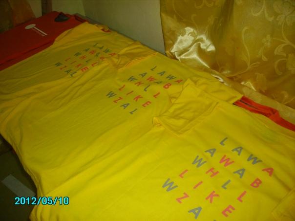 t shirt cetak