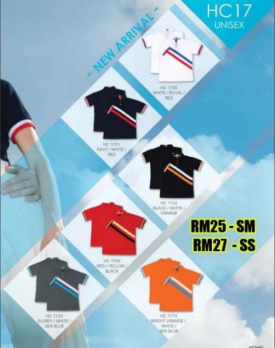HC17XX Oren sport