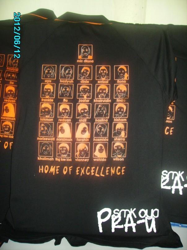 baju kelas