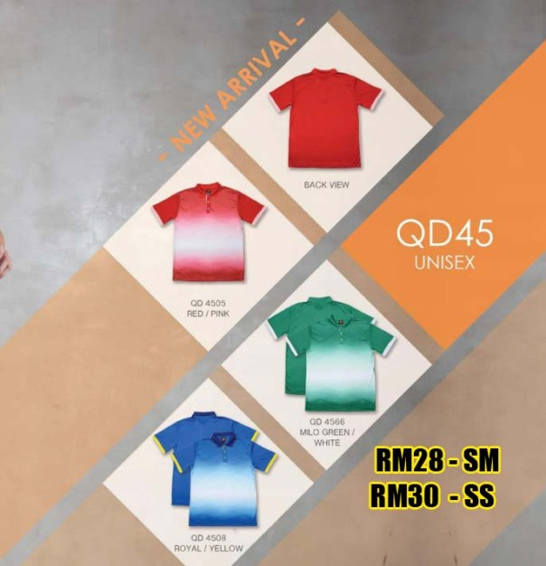 QD45XX oren sport