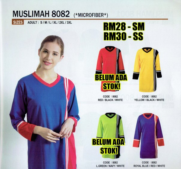 8082 Muslimah Enzo