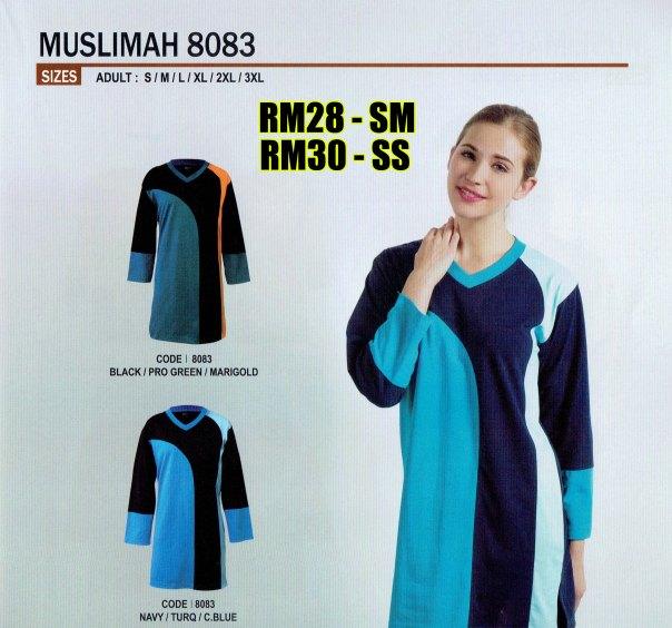 8083 Muslimah Enzo