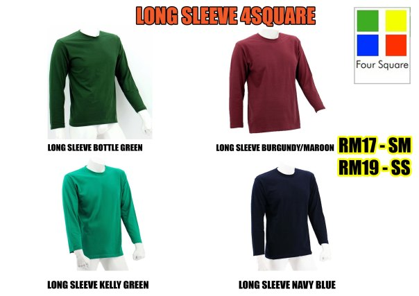 Katalog Long Sleeve 4square rm17a