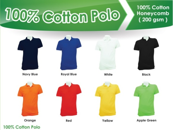 Baju 4square Polo