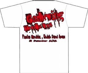 Design Baju Awy Belakang