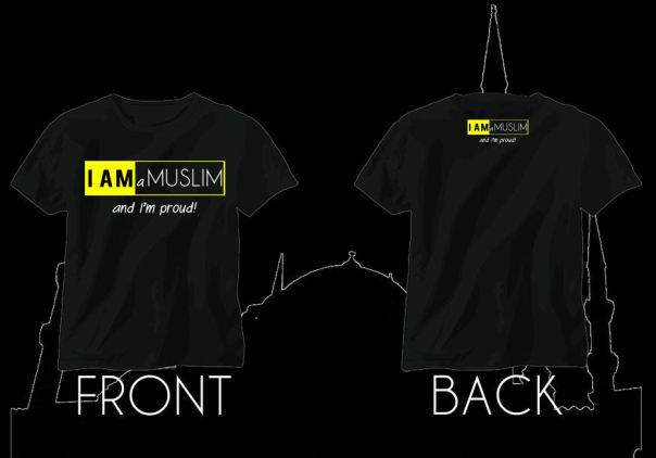 Design Baju I am muslim