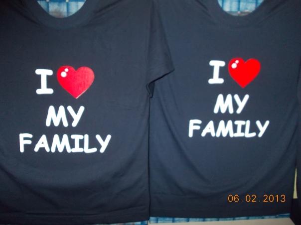 t shirt I love