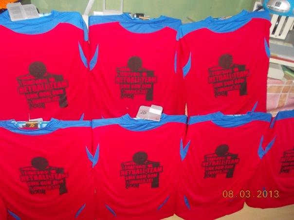 t shirt netball