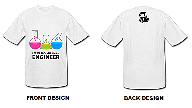 Contoh design tshirt kelas - Tshirt Cetak