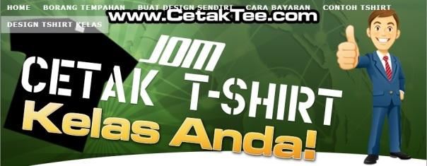 Banner Cetaktee