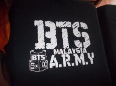 tshirt kpop