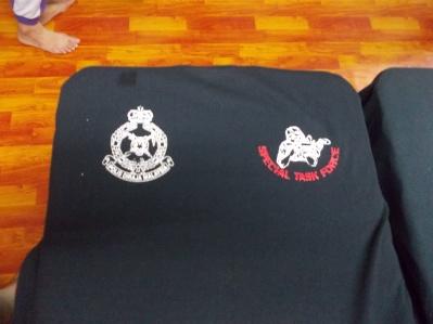 cetak tshirt polis
