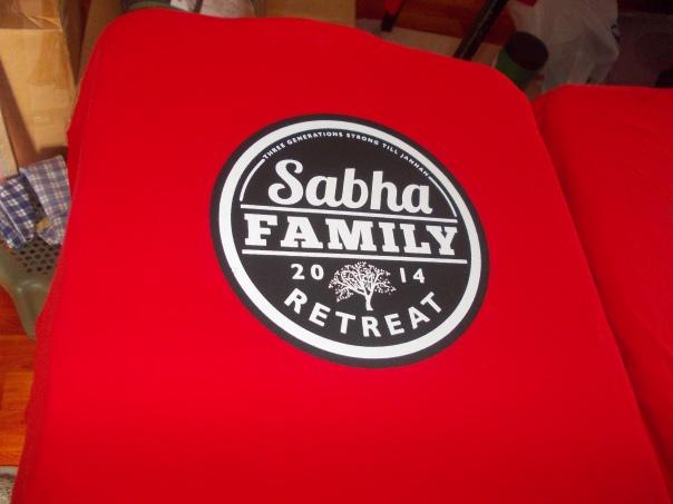 tshirt family day