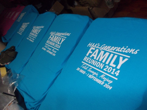 tshirt family day