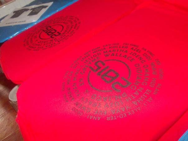 baju cetak kelas