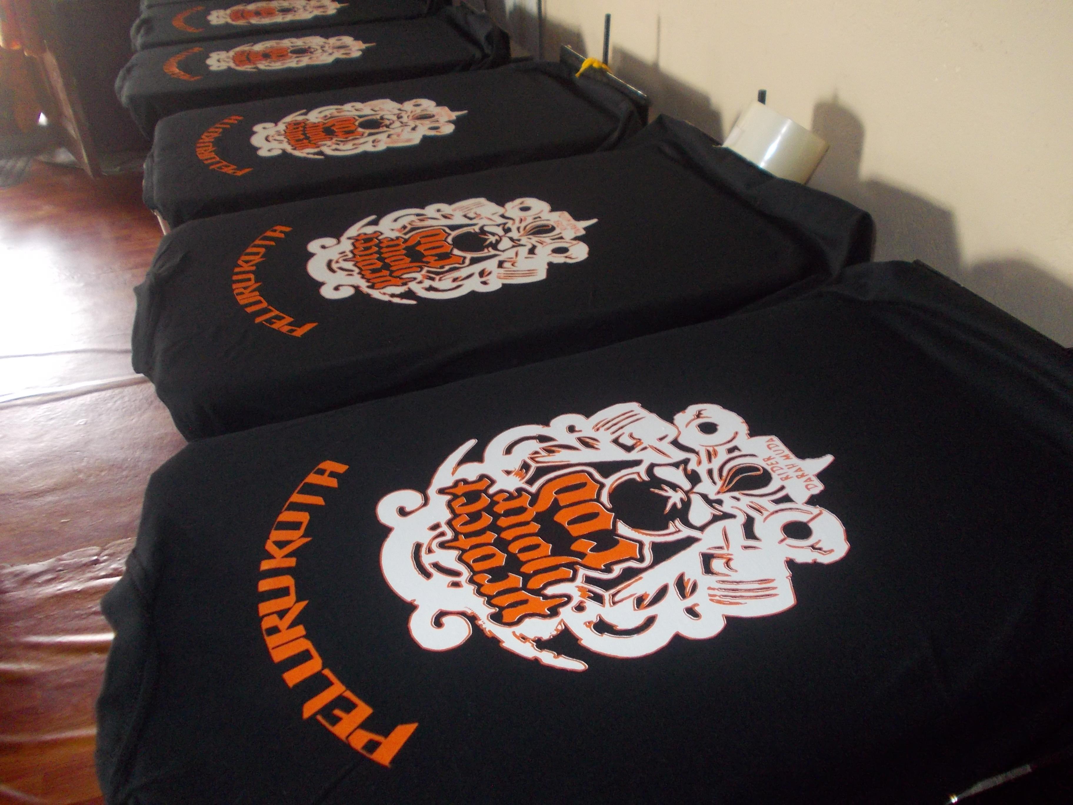 Designs contoh baju t shirt design baju berkolar shirt berkolar - Tshirt Konvoi Ni Baju Konvoi Ni Tapi Sempat Ambik Gambar Belakang Je Lupa Nak Ambik Gambar Depan Gambar Belakang Je 2 Kaler Print