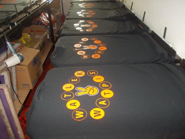 tshirt syarikat