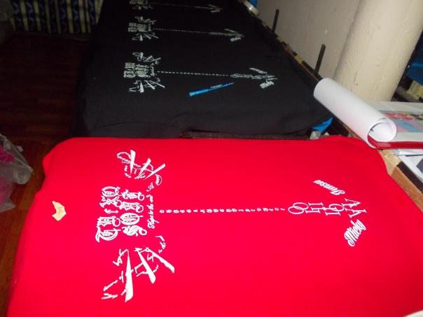 cetak baju hoodie