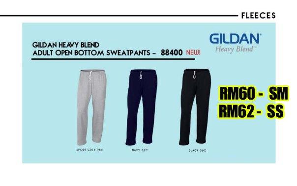 88400 GILDAN PANTS