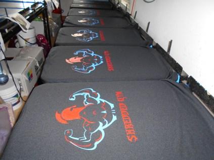 tshirt gym