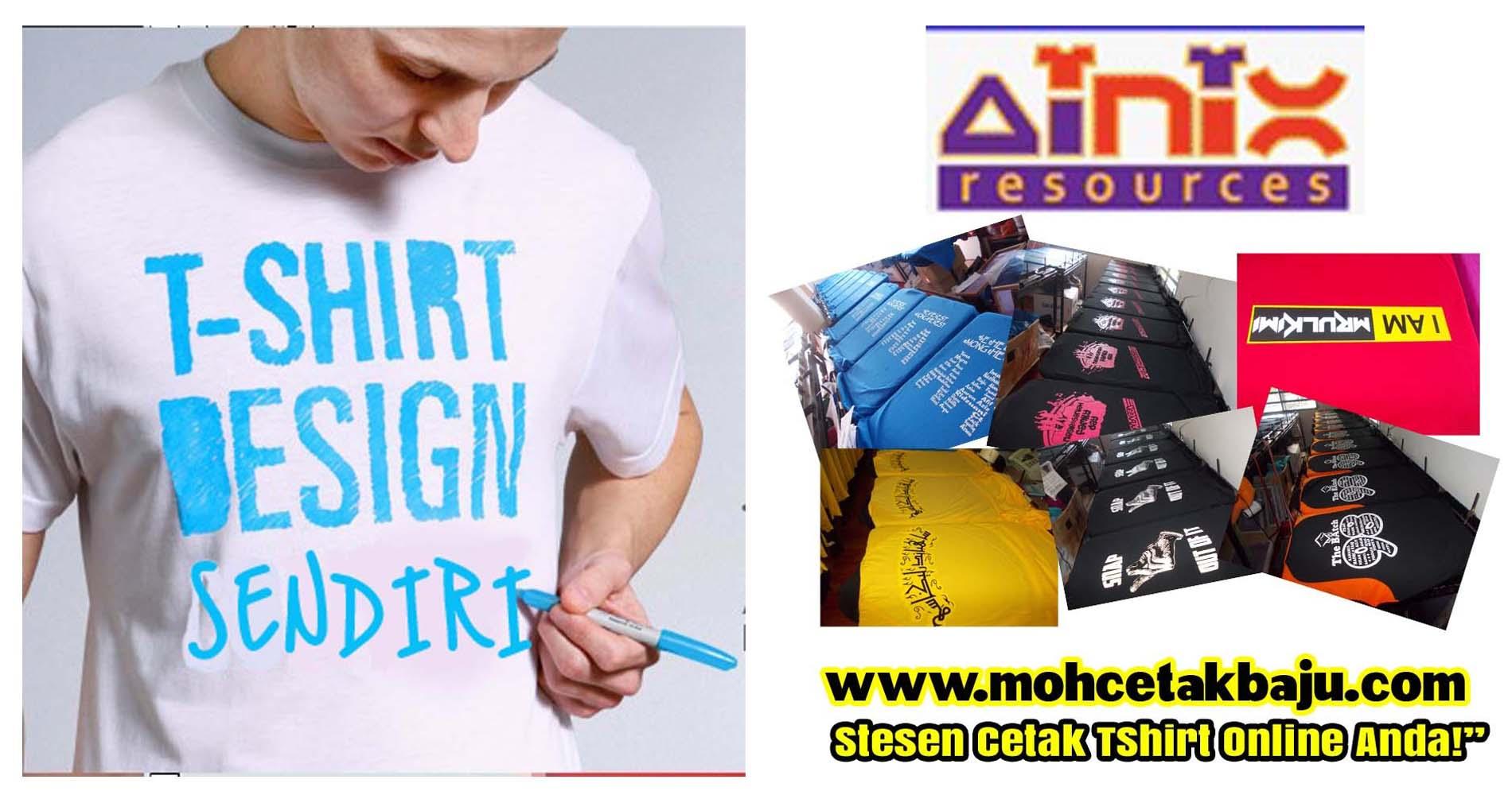 Designs contoh baju t shirt design baju berkolar shirt berkolar - Bisnes Tshirt Boleh Dapat Income Lumayan Kalau Betul Cara