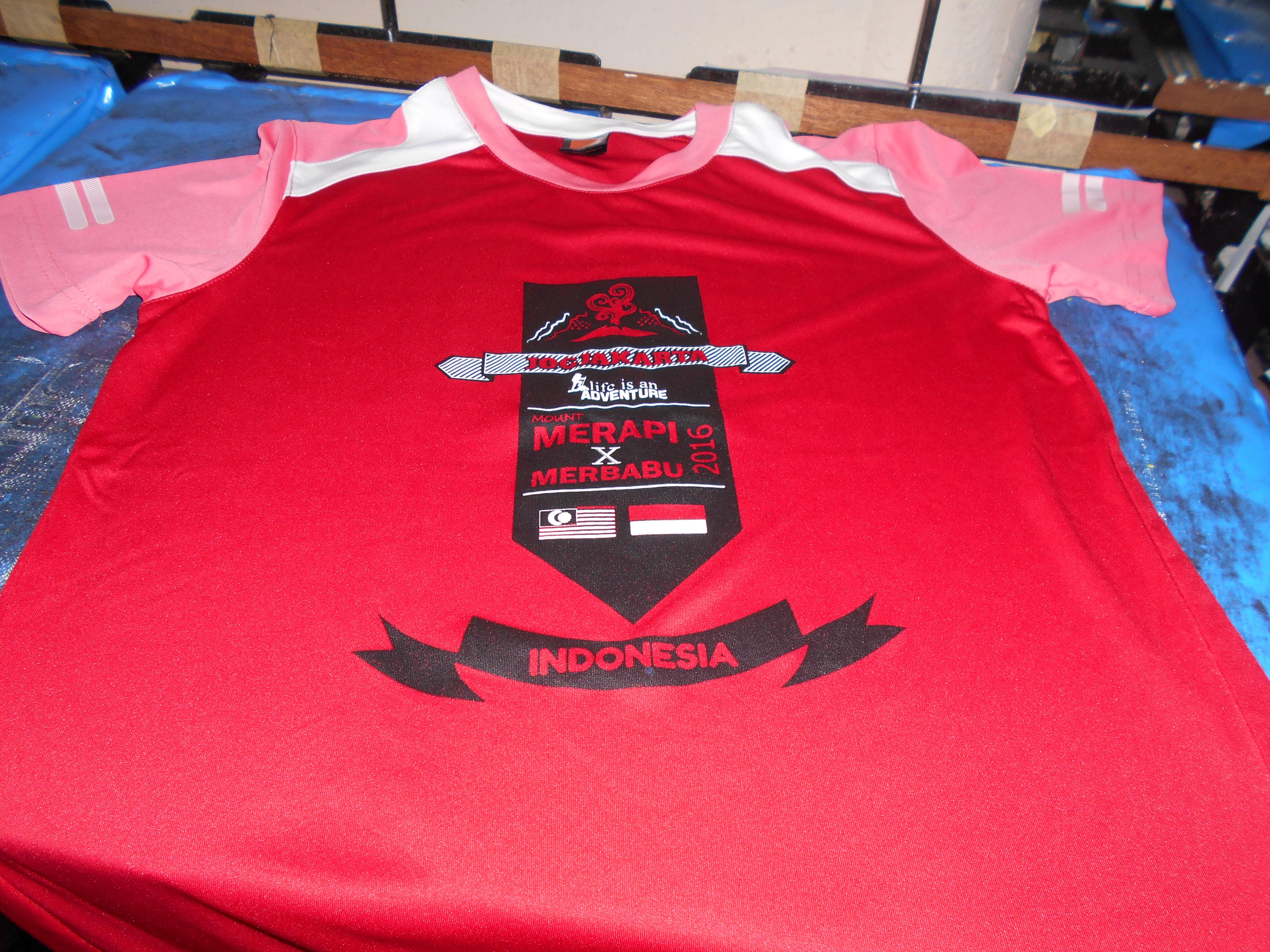 Black t shirt tambah lagi - Cetak Baju
