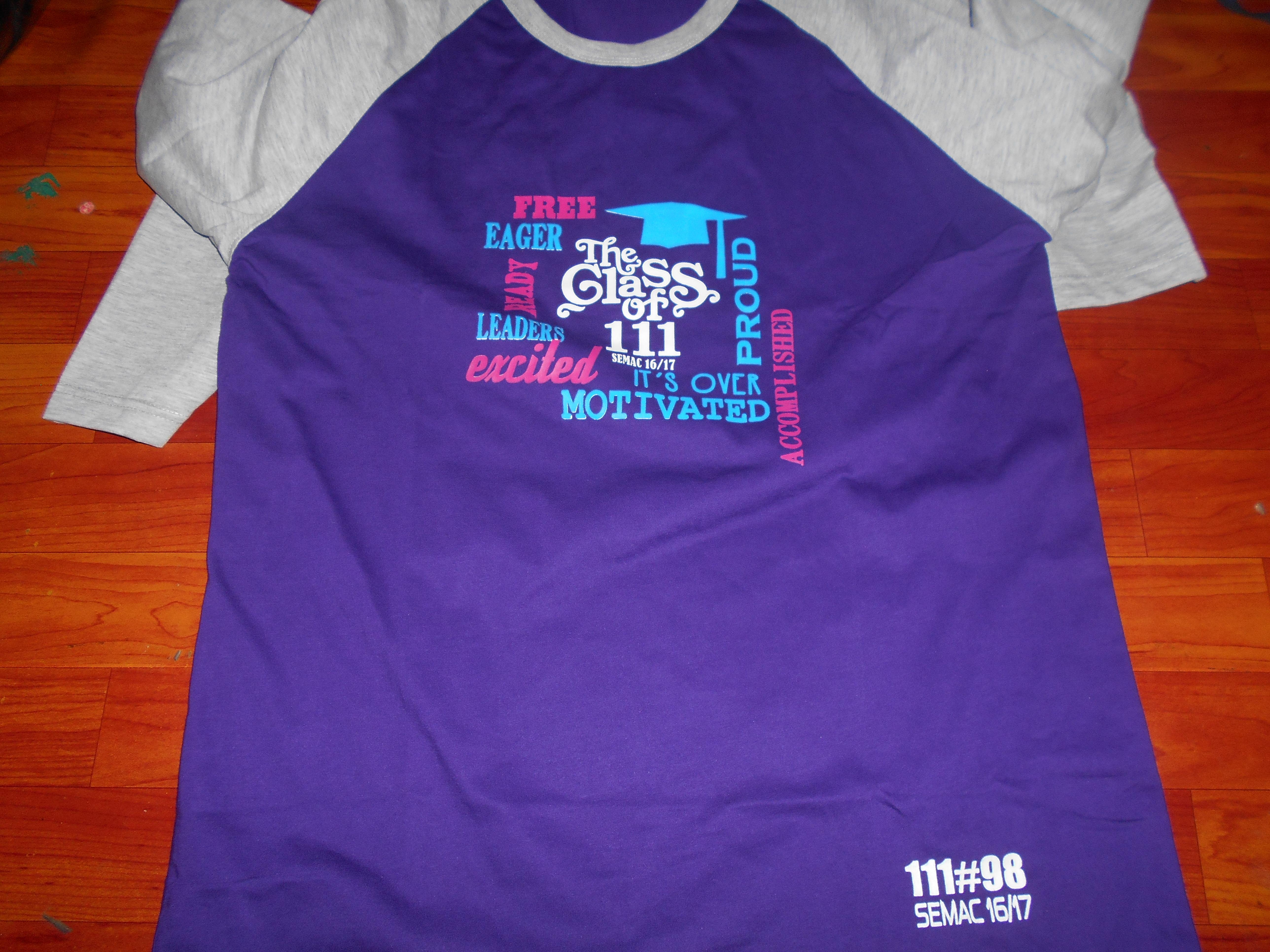 Contoh design tshirt kelas - Tshirt Kelas