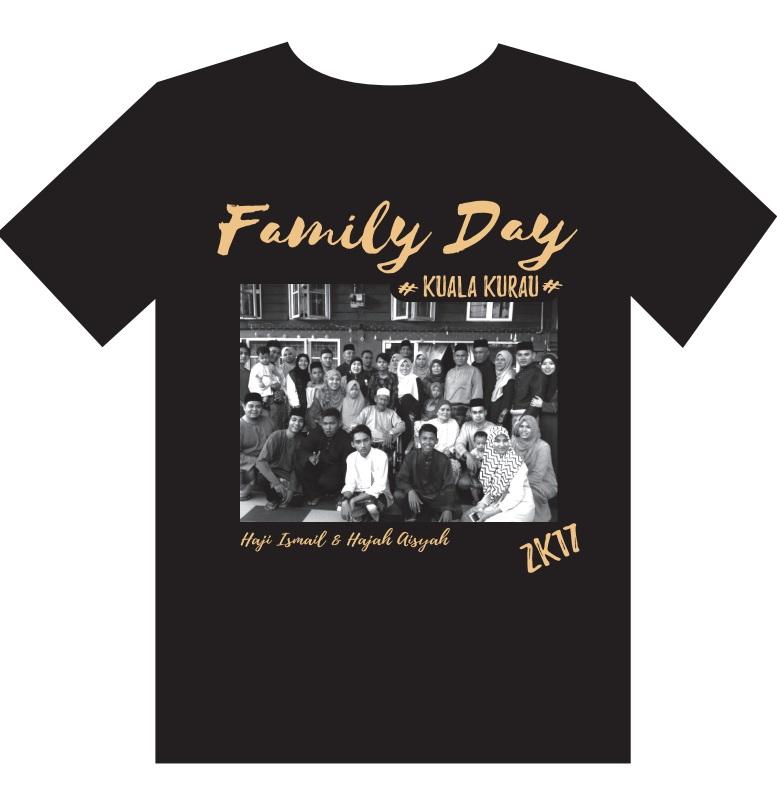 Design Baju Family Day Mohcetakbaju Com