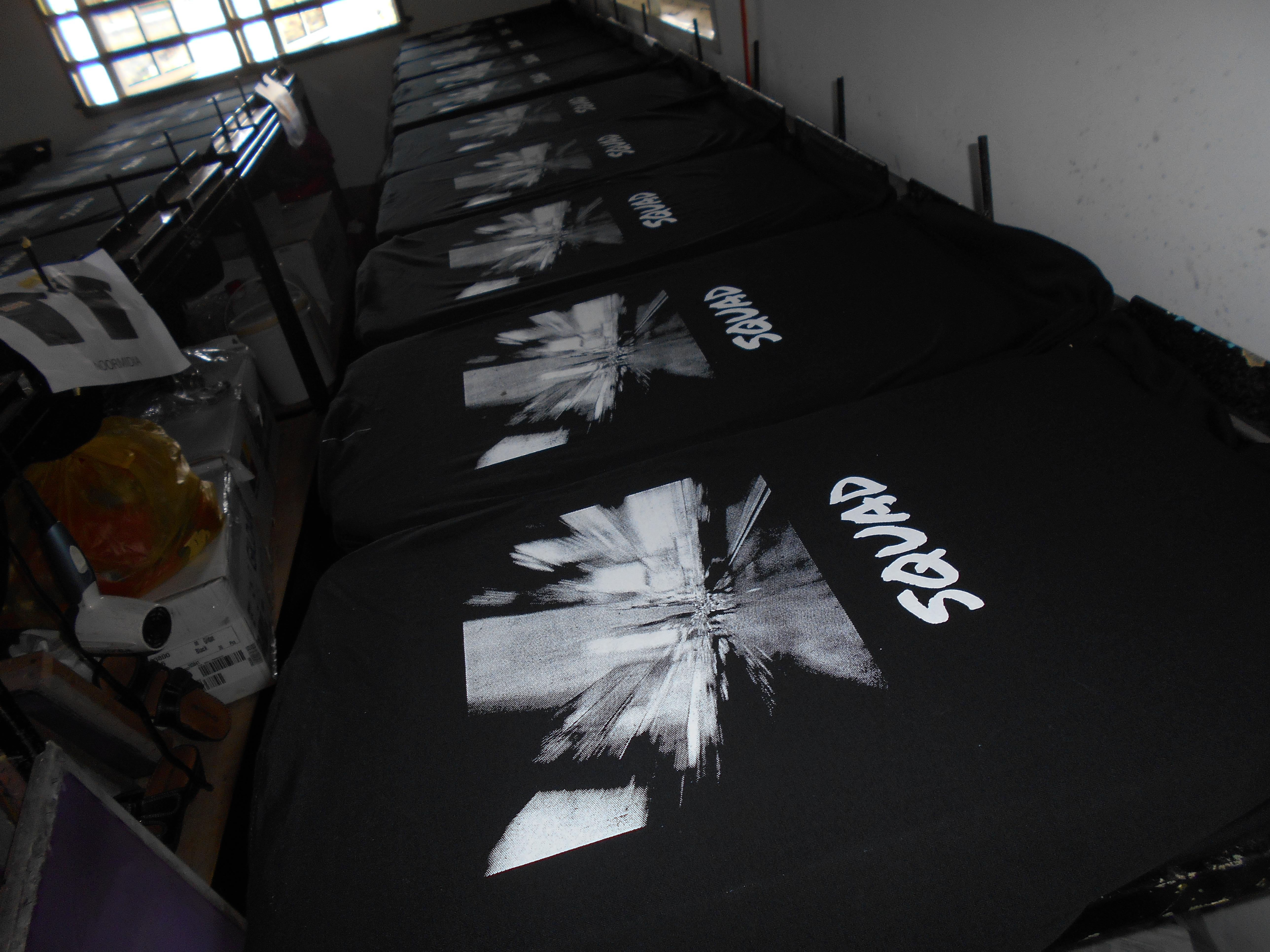 Design t shirt rumah sukan - Yang Ni Guna Teknik Halftone Halftone Ni Ialah Teknik Dot Dot Dot Yang Saya Pernak Cerita Sebelum Ni Sesuai Untuk Design Real Tapi 1 Kaler Print Je