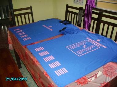 Tshirt Anak Perak