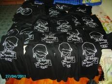 Tshirt Kartun