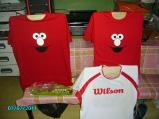 Tshirt Elmo