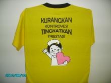 Tshirt Kesihatan